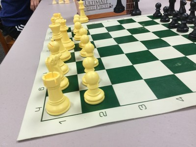 Chess Prize